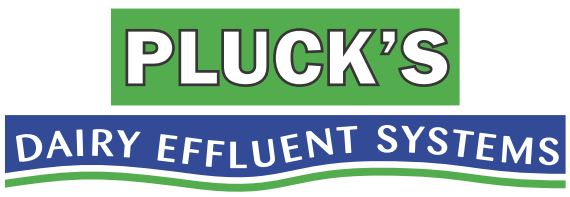 Pluck's Dairy Effluent Systems logo