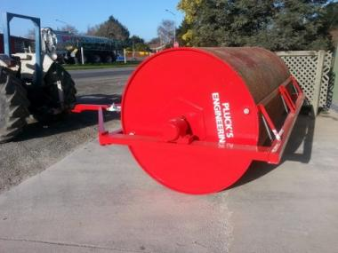 Water Ballast Roller