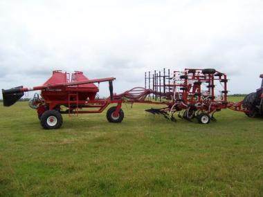 Cultivator Drill