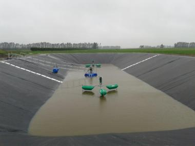 Dairy Effluent Pond Stirrer