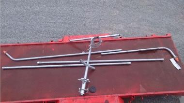 Plucks irrigator up-grade kit