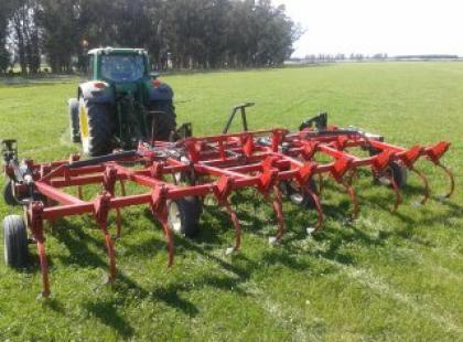 ATMI 6.8 Heavy Duty Cultivator